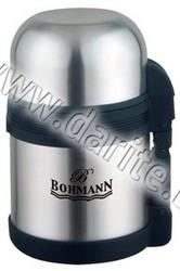 Термос универсальный с широким горлом Bohmann BH 4208,   доставка по РБ